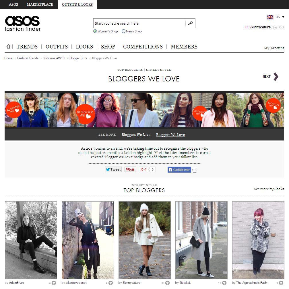 bloggers we love 1