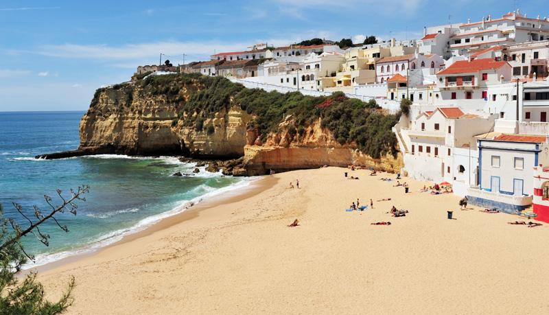 Warme-Reiseziele-in-Europa-Algarve